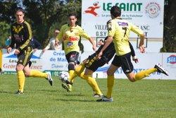 GSY - VGA bohars: 3-1 ( 2éme tour de coupe de france) - Gars Saint Yves Bourg-Blanc