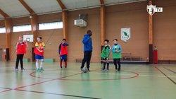 STAGE DE FOOTBALL : JOUR 2 - GAINNEVILLE ATHLETIC CLUB