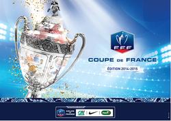 Coupe de France : Tirage du second tour.