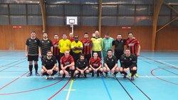 Futsal Gati-Foot - RCPV : 3-3 - GATI-FOOT