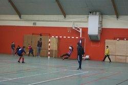 Tournoi en salle Jargeau-St Denis - GATINAIS VAL DE LOING FC