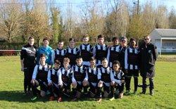 U15 - Le Mee 3 - GATINAIS VAL DE LOING FC