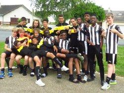 Les U14 au Poinconnet - GATINAIS VAL DE LOING FC