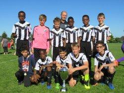 Pithiviers le Vieil U13 - GATINAIS VAL DE LOING FC