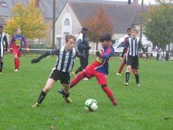 U14 - EBNSP - GATINAIS VAL DE LOING FC