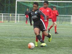 U13 à Savigny le Temple - GATINAIS VAL DE LOING FC
