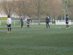 SENART MOISSY - U17 (Coupe 77) - GATINAIS VAL DE LOING FC