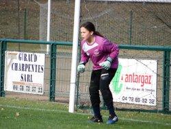 feminines u15 - Eveil Sportif Genas Azieu Football