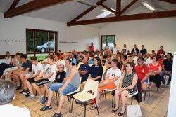 AG -  SALLE DES FÊTES DE BUXEROLLES  24-06-2016 - Groupement Formateur Limagne
