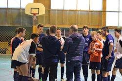 1- COUPE U18 OUEST FUTSAL - THIERS S.A .Le 3-02-2018 - Groupement Formateur Limagne - LABEL FFF