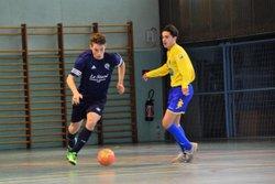 2 - COUPE U18 OUEST FUTSAL - THIERS S.A .Le 3-02-2018 - Groupement Formateur Limagne - LABEL FFF