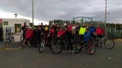 sortie vélo de 20Km des U12/U13  samedi 21/10 - Groupement Formateur Limagne