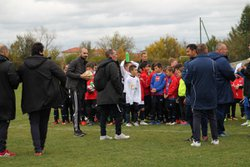 Inter club U6 à U11 - GFL - ASM le samedi 11 Novembre 2017 - Groupement Formateur Limagne - LABEL FFF