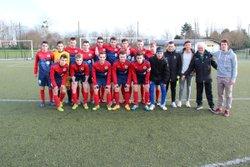 U19   .   2016 - 2017 - GJ AndardBrain-Corné