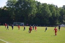 Coupe départemental U11: EJA 1 / VEGRE ET CHAMPAGNE - Entente Jeunes Antonniere