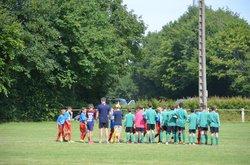 Tournoi de Ballon U11 :Match de poule EJA U10 - ROUILLON - Entente Jeunes Antonniere