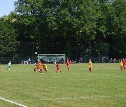 Coupe departemental : EJA - RUAUDIN - Entente Jeunes Antonniere