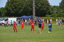 Tournoi de Ballon U11 :Match de poule EJA U10 - ALPES MANCELLE 2 ( 3 - 0 ) - Entente Jeunes Antonniere