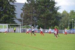 Tournoi ST BERTHEVIN U11 : Match de classement 5 à 8 EJA U10 - ENT ST GERMAIN - Entente Jeunes Antonniere