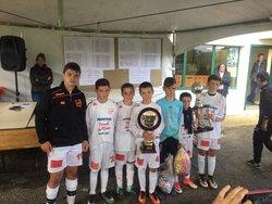 U13 saison 2017-2018 - GJ.FC. CAP-SIZUN