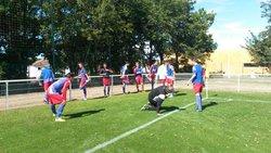 GJ U18 contre la Roche ESOF 2 , Victoire 2 à 0 - GJ OLONNE-CHATEAU