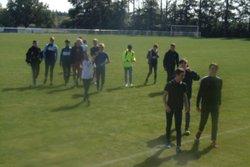 GJ U18 contre Hermenault , défaite 7 à 0 - GJ OLONNE-CHATEAU