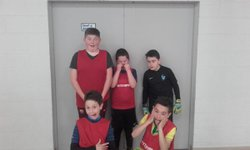 Photo Stage Football/Kin Ball/Badminton - Groupement jeunes 4 etoiles
