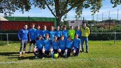 Nos U15 - Groupement jeunes Coeur de Lanvaux