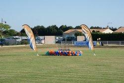 Préparation début tournoi et le Staff - 17-06-2017 - C.J.F. EN COEUR DE SAINTONGE