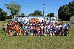 Journée avec l'école de Beurlay 04-07-2017 - C.J.F. EN COEUR DE SAINTONGE