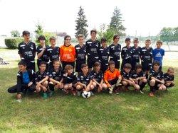 Equipes U13 et U11 au Tournoi de COSNE 17-06-2018 - Groupement du Haut Cher