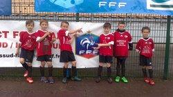 Journée Nationale Finale débutants (stade Léo Lagrange 12/06/2016) - MAGIQUE !! - groupement jeunes Val de Vennes