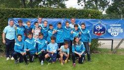 Tournoi U14 Candé sur Beuvron -  Coeur de Sologne ( Groupement de jeunes)