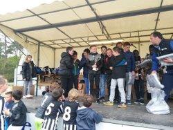 TOURNOI U13 PLOEMEUR  1/2 FINALE