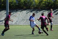 Match Préparation U19-Séniors 13/08/2016 - Hiriburuko Ainhara Football