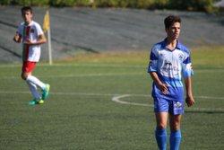 U18 : HA-ST MARTIN DE SEIGNANX (coupe U18 Crédit Agricole Aquitaine 23/09/2017) - Hiriburuko Ainhara Football