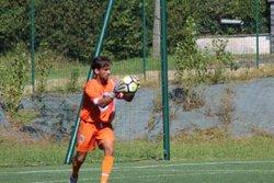 Séniors 2: HA 2-J.A. DAX (championnat Régional 3 23/09/2018) - Hiriburuko Ainhara Football