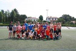 Ultime galop pour les U15 (01/07/2018) - Hiriburuko Ainhara Football