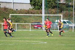 Match U15 du 16/09/2017 - HAUTE BREVENNE FOOTBALL