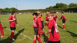 U11 - 2 ème au tournoi de Notre Dame des Landes - HERIC FOOTBALL CLUB