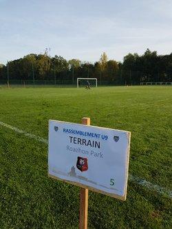 """Rassemblement U9 """"la rentrée"""" le samedi 23/09/2017 à ARGENTRE DU PLESSIS. - JEUNES D'ARGENTRE FOOTBALL"""