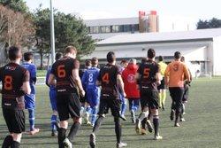 Match Senior B JA - Saint Jouan des Guerêts - JEANNE-D'ARC SAINT-SERVAN Club         (SAINT-MALO)
