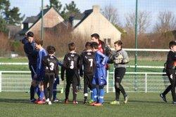 MATCH AMICAL U15 - DINARD FC - JEANNE-D'ARC SAINT-SERVAN Club         (SAINT-MALO)