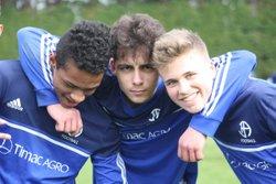Match U17 JA1 - FC DINARD - JEANNE-D'ARC SAINT-SERVAN Club         (SAINT-MALO)