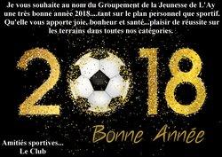 Bonne Année Sportive - Jeunesse de l'Ay