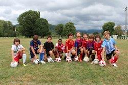 Saison 2012-2013 - Jeunes Footballeurs du Cagire