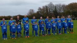 Quelques photos du derby JGF 1-1 St Divy - Dimanche 23 Novembre 2014 - Joyeuse Garde Forestoise