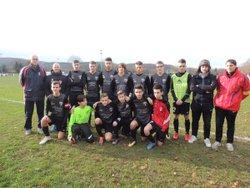 LES U18 DE LA JSTEL BATTUS 3 / 5 A DOMICILE PAR LUX - Jeunesse Sportive Toulon-Etang-Luzy