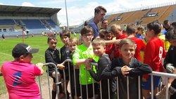 U9 et U11 de la JSTEL au tournoi de Gueugnon (la suite) - Jeunesse Sportive Toulon-Etang-Luzy