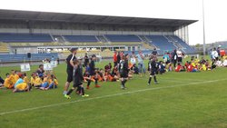 u9 22ème et 23ème sur 24 u11 24ème - 18ème et 4ème sur 24 - Jeunesse Sportive Toulon-Etang-Luzy